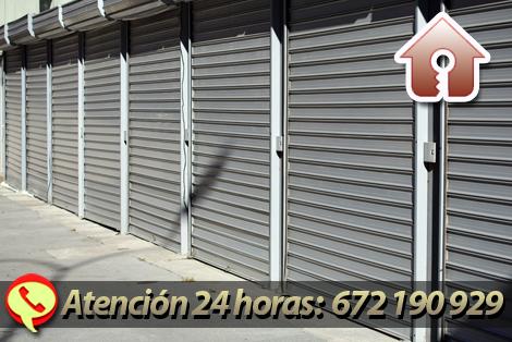 Apertura de cierres metalicos Zaragoza