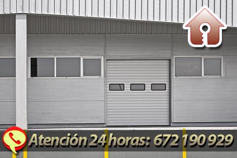 Instalacion de cierres metalicos Zaragoza