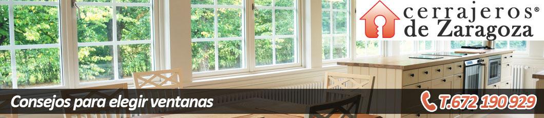 consejos para elegir ventanas